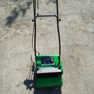 電動芝刈り機(トヨトミ)