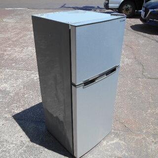 エスキュービズム WR-2118SL 2ドア冷蔵庫『良品中古』2...
