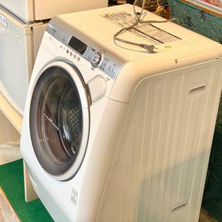【成約済】TOSHIBA ドラム式洗濯機 2006年製