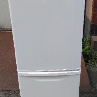 パナソニック2ドア冷蔵庫2014年製 10日限定配達無料です。