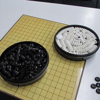 囲碁のセット