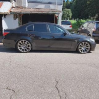 BMW 545i e60 車検2年付き