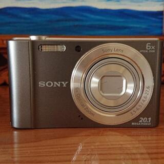 ◆今月中までの値引き!SONY デジカメ DSC-W810  2...