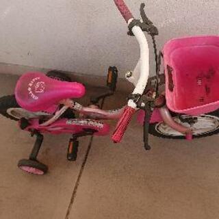 小さい子の自転車