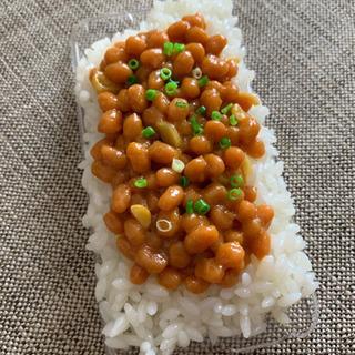 スマホケース!納豆食品サンプル!