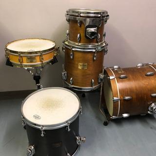 激レア‼︎ 小口径 Negi drum set カノウプス