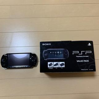 値下げしました!!PSP 3000 『箱付き』