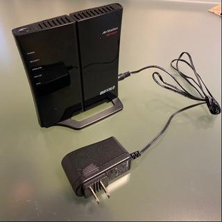 Wi-Fiルーター WHR-G301N バッファロー Buffalo