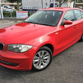 BMW 1シリーズ116i スマートキープッシュスタート 車検 ...