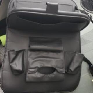 値下げ、車用荷物収納、iPad.傘、水筒など収納袋