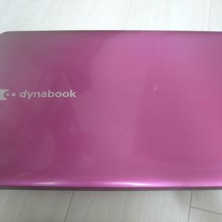 東芝 dynabook T552 ルビーロゼ
