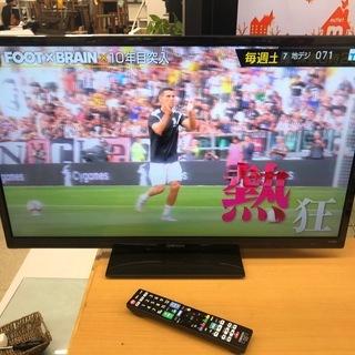 液晶テレビ 32インチ 32vTV 2018年製 ORION R...