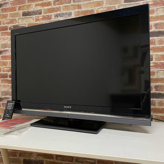 液晶テレビ SONY kdl-40v5 09年製