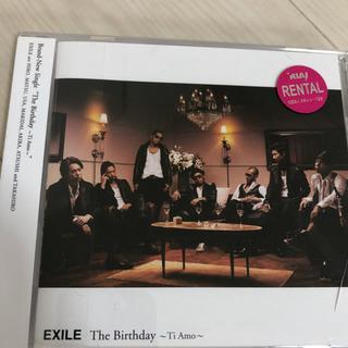 EXILE シングル『The Birthday 〜Ti Amo〜』