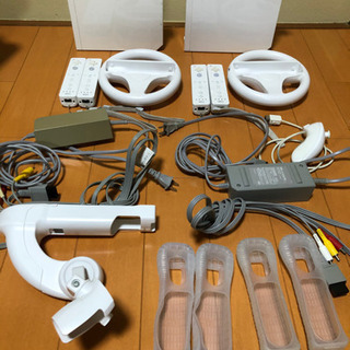 wii 2台 ソフト8本付き