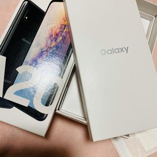 Galaxy A20 ドコモ