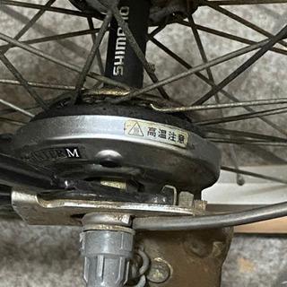 自転車 鍵付き パンク無し - 自転車