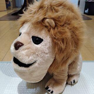 差し上げます しゃくれライオン