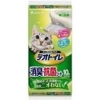 デオトイレ 消臭・抗菌シート10枚入*24袋セット