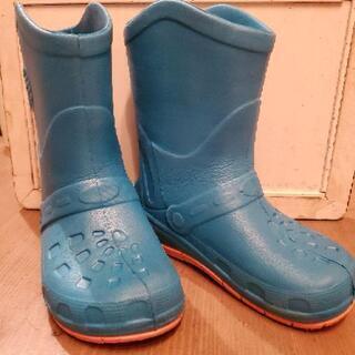 【値下げ】ムラスポ キッズ長靴 19.5~20.5㌢