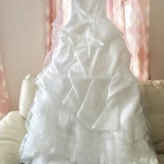 KURAUDIA ウェディングドレス クリーニング済み