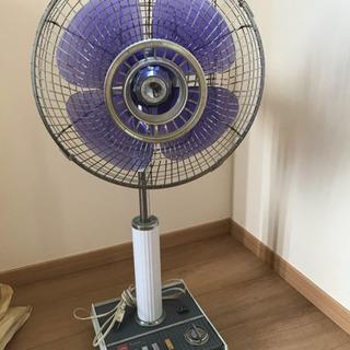 昭和レトロ 東芝 Suiren 扇風機 H-30DA