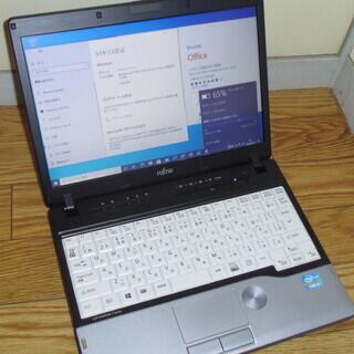 富士通 LIFEBOOK P772/G Core i5 4GB ...
