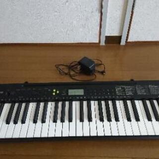 電子ピアノ CASIO CTK-240