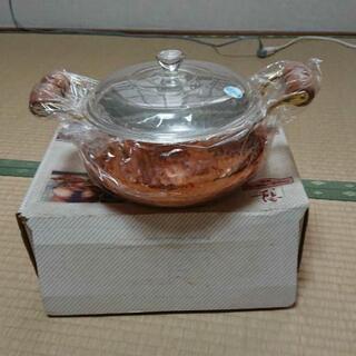 (商談中)ジャンボカレーポット銅製