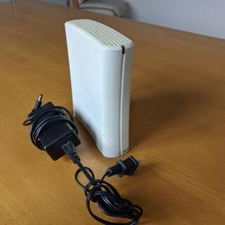 HDD 500GB USB接続
