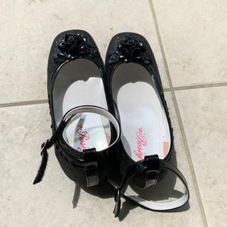 発表会の時に履いた靴