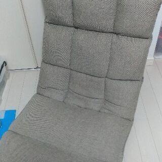 昨年購入☆ニトリ座椅子