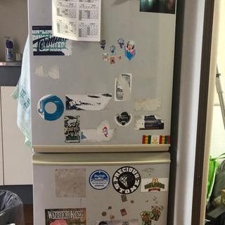 冷蔵庫 2007年製の画像