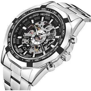 腕時計スケルトン(未使用)