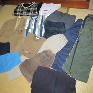 ☆彡 子供服130サイズ 14点 男子 トレーナー、ズボン、ジャ...