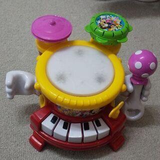 ミッキー リズムあそび おもちゃ
