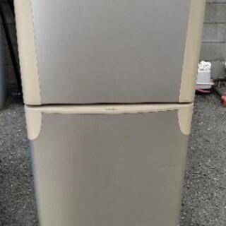 TOSHIBA2ドア冷蔵庫137㍑配達無料