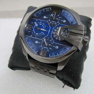 ⌚新品 ディーゼル DIESEL UBER CHIEF DZ7392 腕時計【ブランド品買取アールワン】 - 田川郡