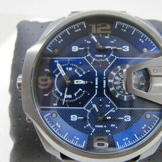 ⌚新品 ディーゼル DIESEL UBER CHIEF DZ7392 腕時計【ブランド品買取アールワン】 - 売ります・あげます