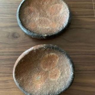 陶器 2枚 まとめて