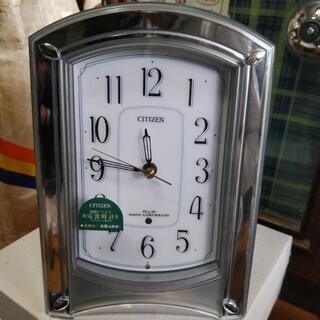 【未使用品】電波時計