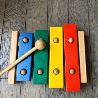プラントイズ 木琴のおもちゃ