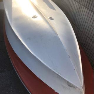 ホープFPPボート ドーリー、サイドフロート付き