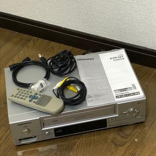 (DAEWOO製ビデオデッキKVR-52T