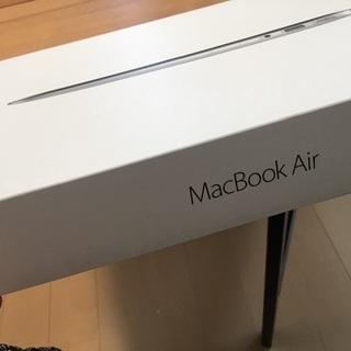 【値下げしました】MacBook Air空箱