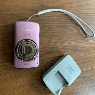 【取引中】デジカメ Canon ixy930is  カメラ