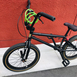 BMX fitbik co 美品
