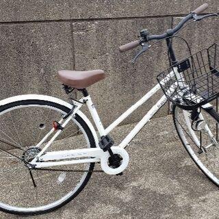 自転車 26インチ 使用期間短い