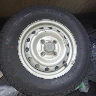 軽トラック 軽バン 12インチ タイヤホイール セット