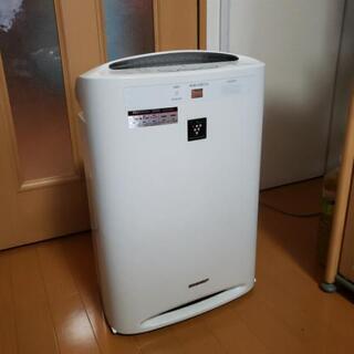 シャープ プラズマクラスターKC-A50-W